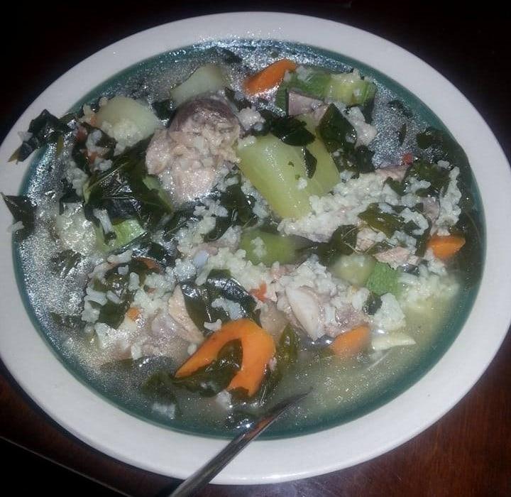 arroz con chipilin