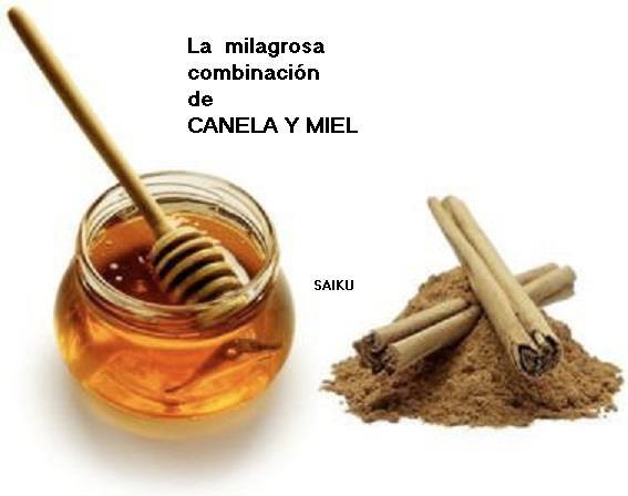 La miel y la canela