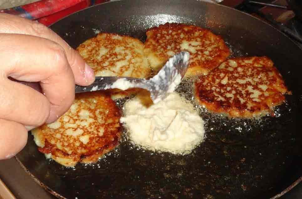 Tortitas de Elote