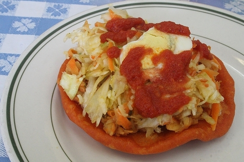 enchiladas salvadoreñas