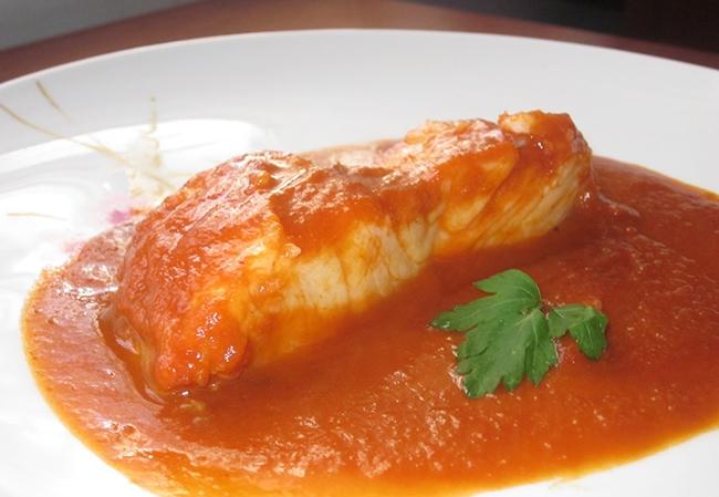 salsa para mariscos