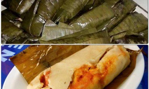 tamales de pollo