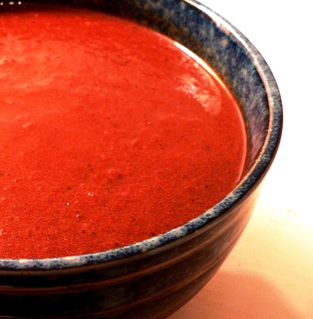 salsa para pupusas
