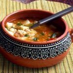 Sopa de Chorizos