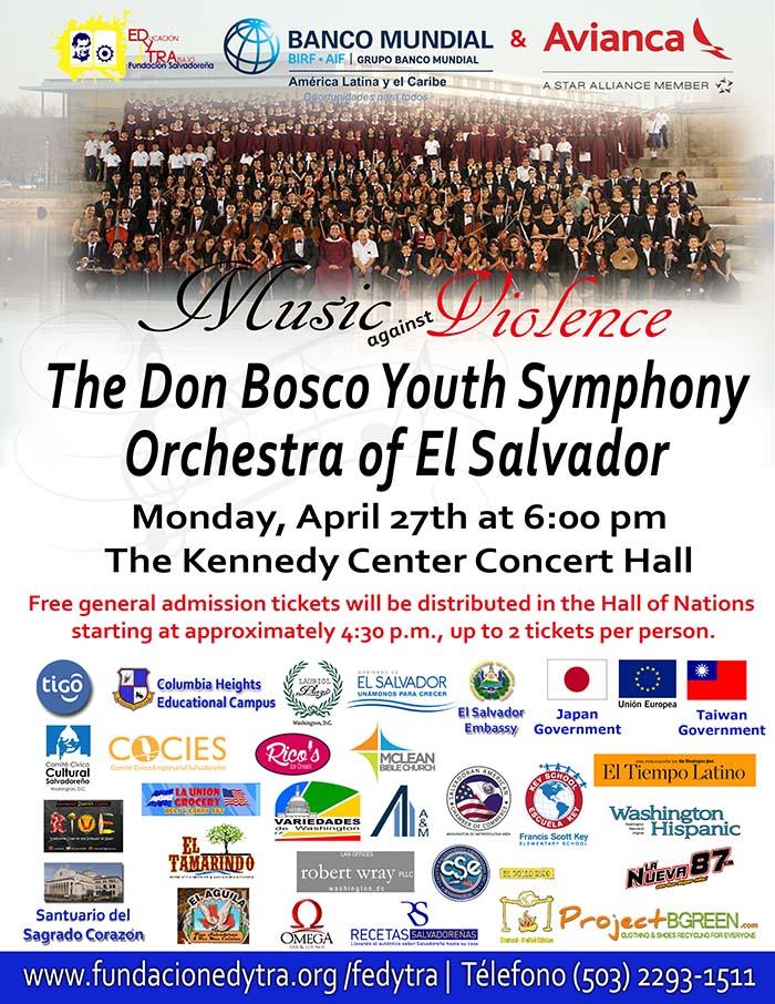 Orquesta y Coro Juvenil en Concierto