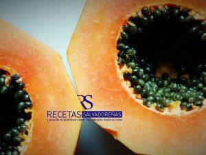 Deliciosa y Saludable Papaya