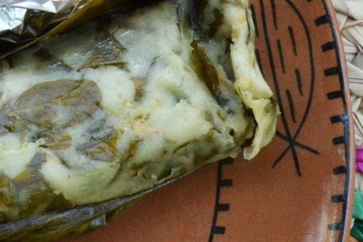tamales de chipilin