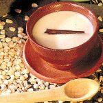 atol de maiz tostado