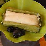 tamales de leche