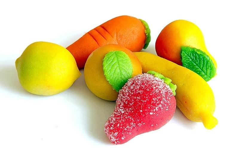 Dulces de Mazapan