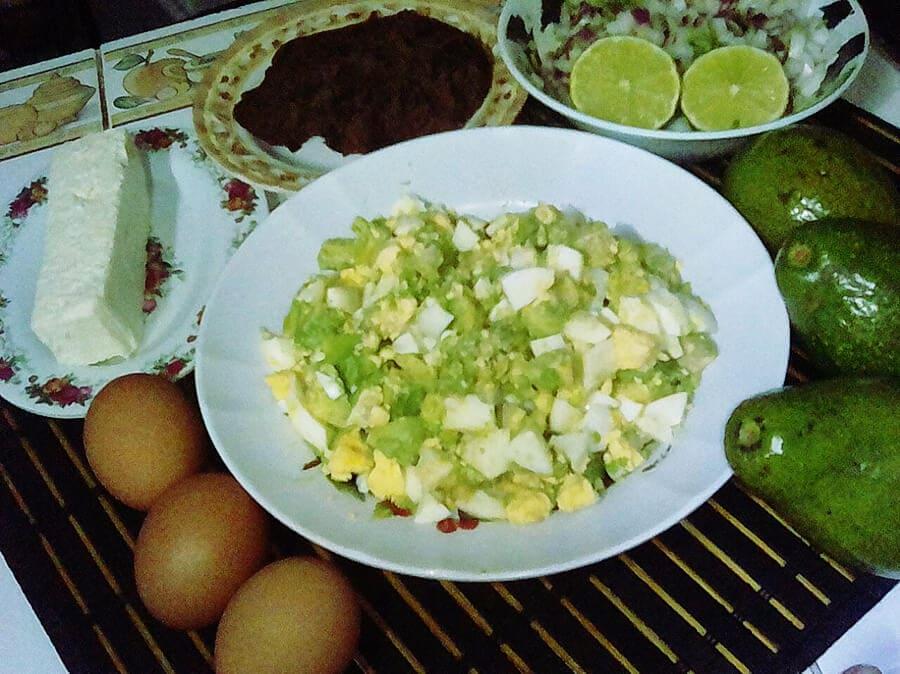 guacamol por Silvia