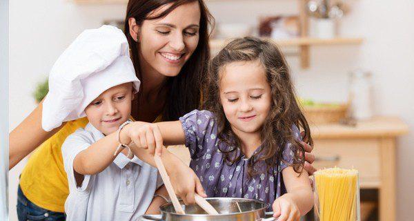 Trucos y recetas para que tu hijo se coma toda la comida